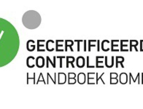 licentie handboek bomen